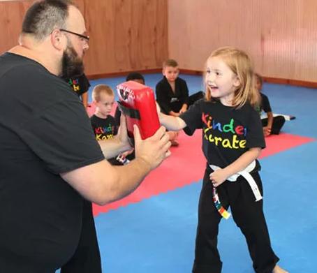Kinder Karate franchise