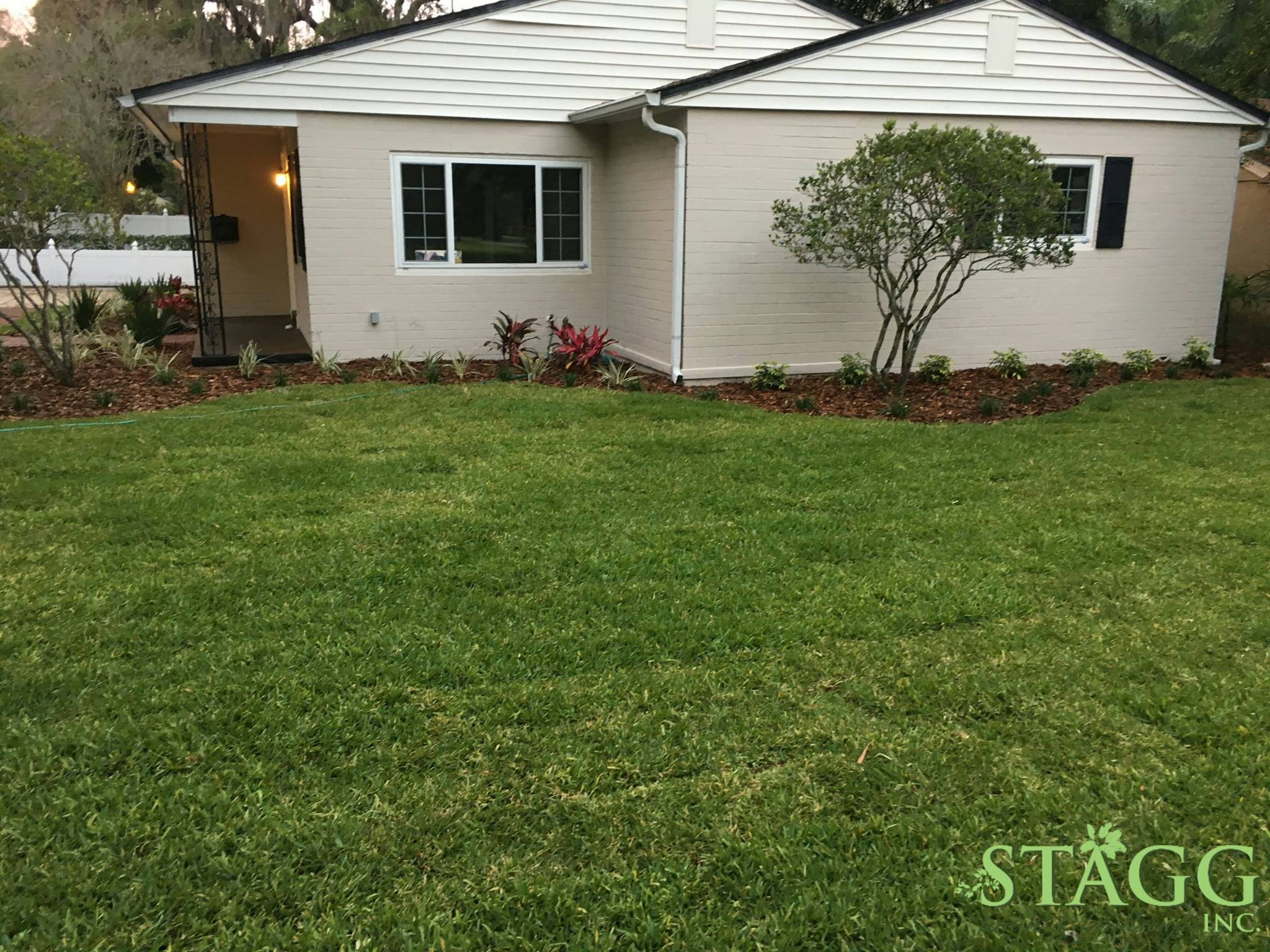 stagg lawn franchise