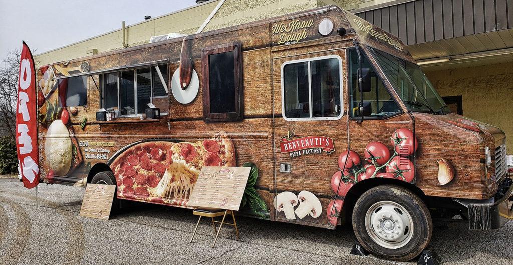 Benvenuti's Pizza Factory