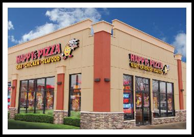 happy pizza franchise